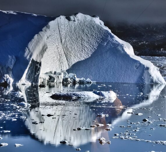 Hottest Day Ever Recorded on Antarctica – 65 Degree