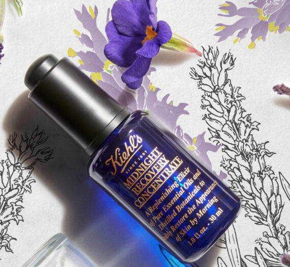 Honest Review: Kiehl's Midnight Recovery Oil Concentrate
