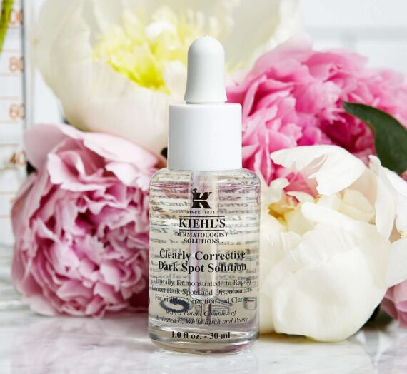 Honest Review: Kiehl's Clearly Corrective Dark Spot Solution