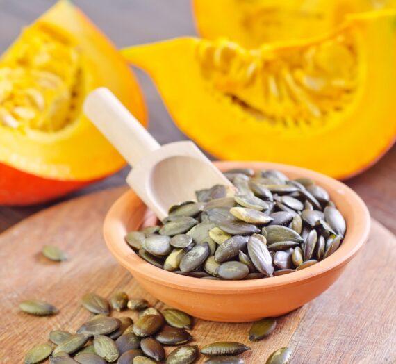 Top 6 Benefits Using Pumpkin Seed Oil for Hair + Skin