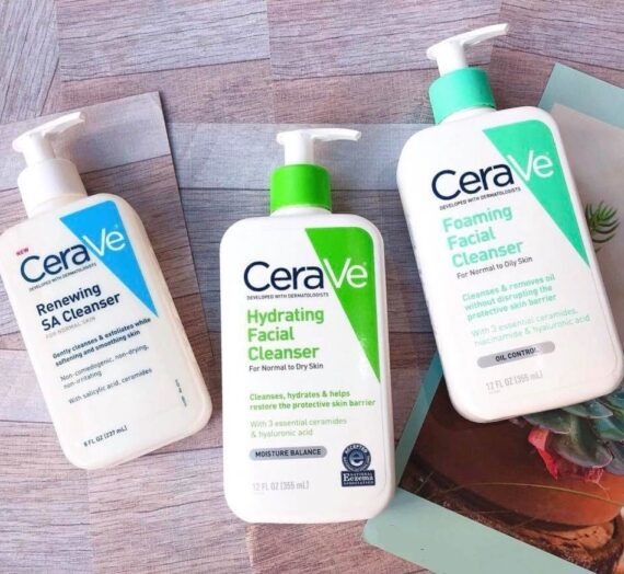 CeraVe vs Cetaphil – Which one is Better? What's the Difference?